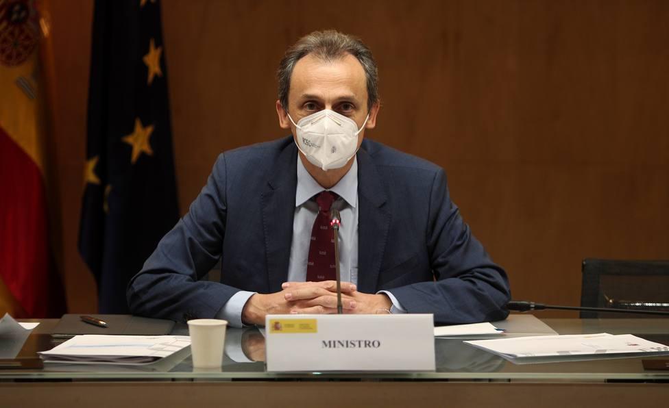 Pedro Duque, el ministro español de Ciencia y exastronauta