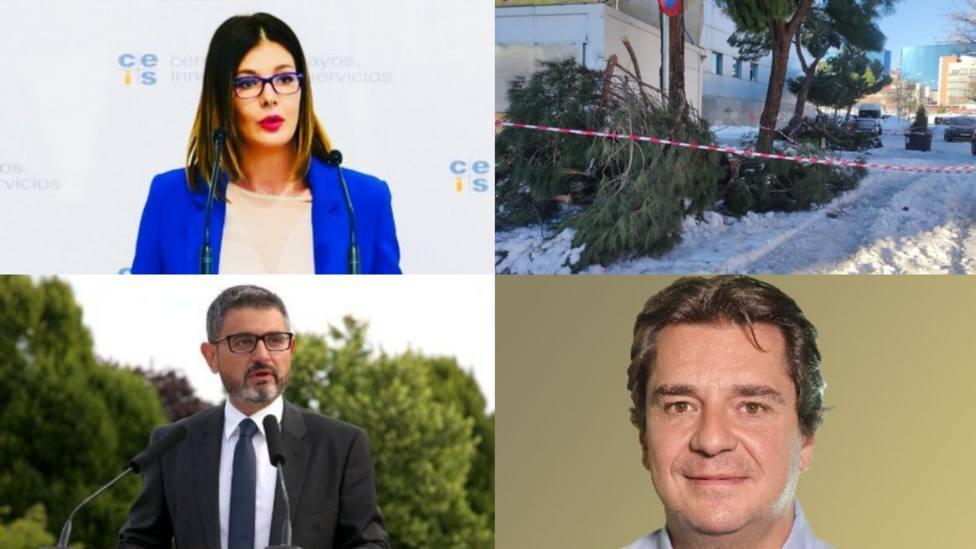 Alcaldes del PSOE de la Comunidad de Madrid se suman a Martínez-Almeida pidiendo la zona catastrófica