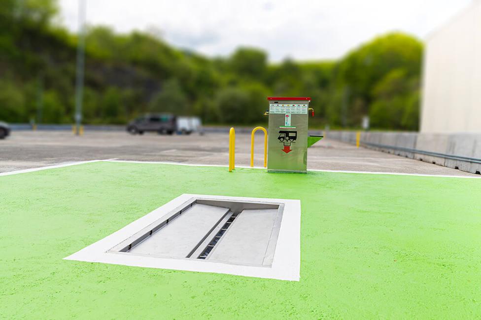Ciutadella dispondrá de un punto limpio para carga y descarga para autocaravanas