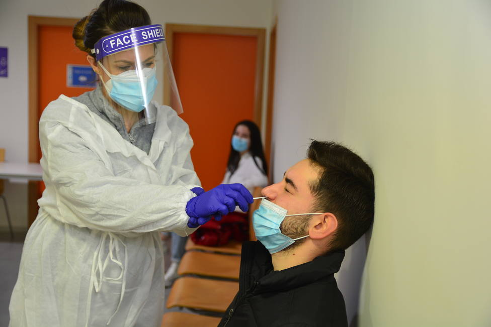 Negativos todos los test de antígenos realizados a los estudiantes de la residencia de la UPCT