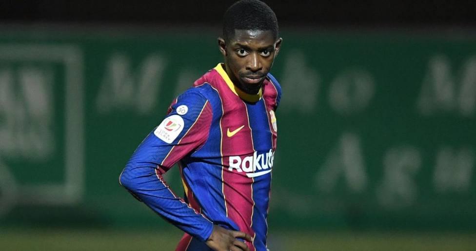 Ousmane Dembélé: Los entrenamientos han cambiado mucho en el Barça