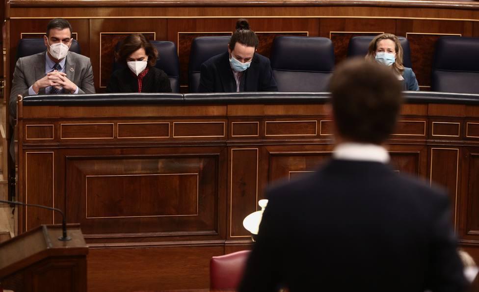Sánchez llama a Casado para intentar desbloquear la renovación del CGPJ, pero el PP mantiene sus condiciones
