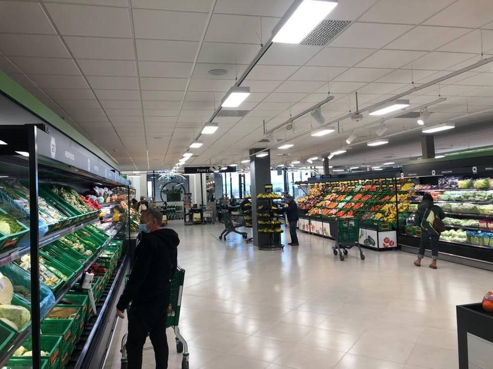"""Acude a un supermercado de Sevilla y encuentra algo que causa furor en las redes: """"Lo quiero"""""""