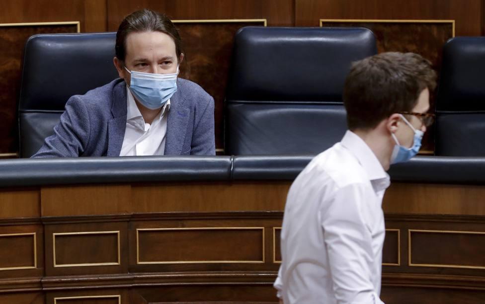 La enemistad entre Iglesias y Errejón mantiene la fractura en la izquierda de Madrid