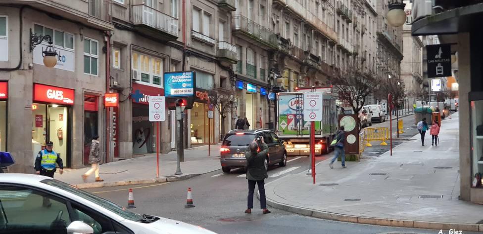 Rúa Concordia