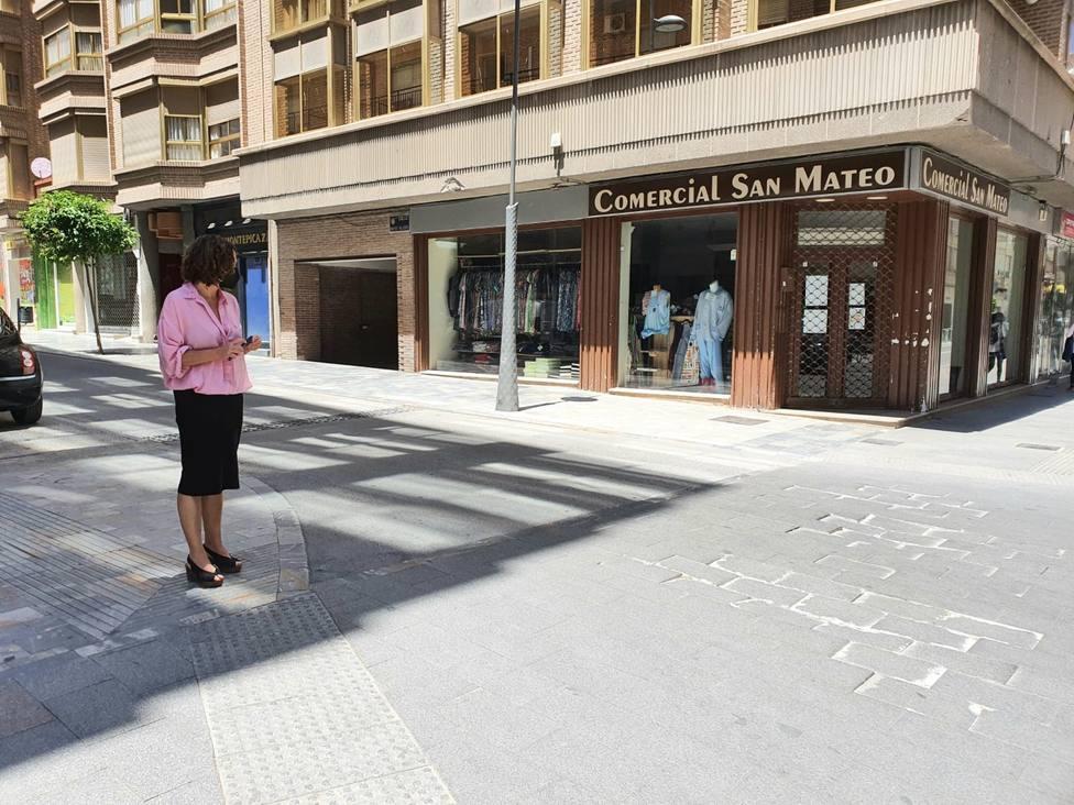 Lorca inicia la reparación de varios cruces importantes de la ciudad