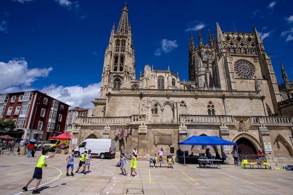 Copa del VIII Centenario de la Catedral de Burgos