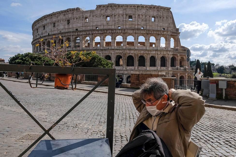 Aumentan los casos de coronavirus en Italia con 5.700 en las últimas 24 horas