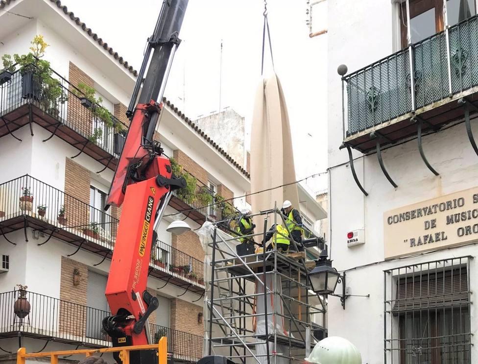 Emacsa destinará más de un millón de euros a rehabilitar colectores en Doña Berenguela y San Juan de la Salle