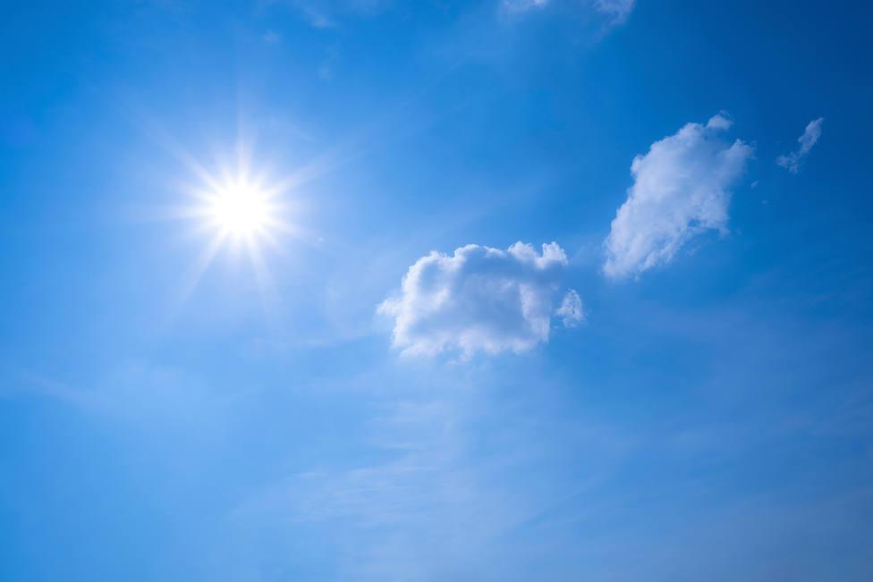 Tiempo seco y estable en la mayor parte del país mañana domingo