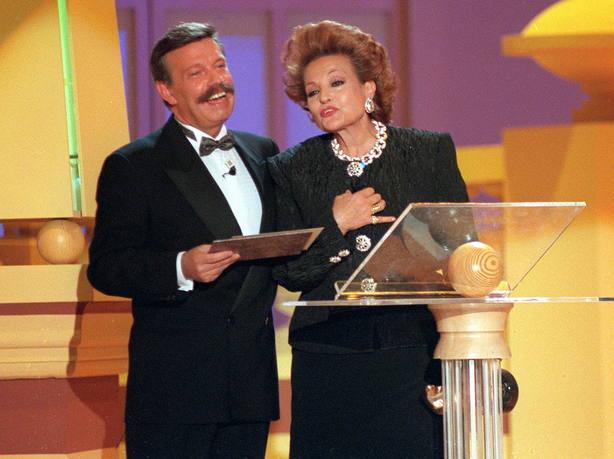 Entrega de los premios Queridísimos 94