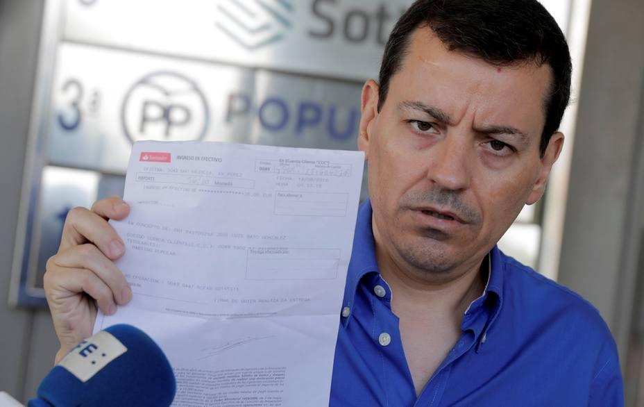 José Luis Bayo se queda fuera de la sucesión por no cumplir requisitos