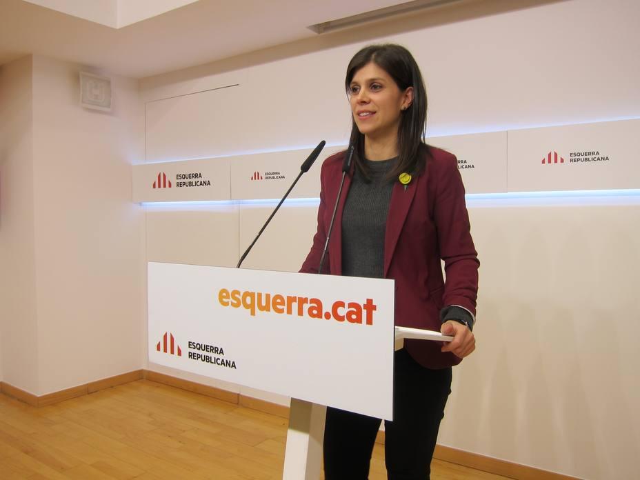 ERC apoya la huelga de hambre e impulsará con JxCat medidas de acompañamiento