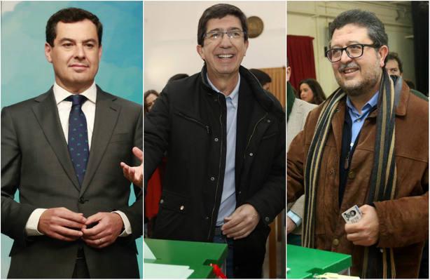 ¿Crees que PP, Ciudadanos y Vox conseguirán formar gobierno en Andalucía?