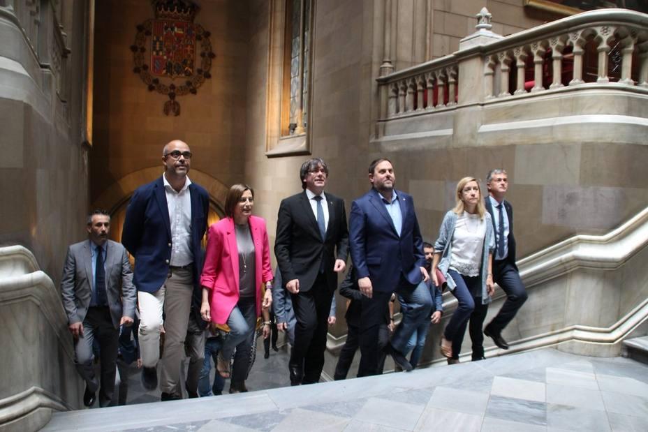 El origen, la lengua y la identificación nacional aumentan su peso en el voto nacionalista en Cataluña, según un estudio