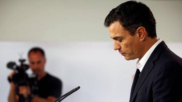 """Sánchez cedió a la """"presión"""" interna para presentar los Presupuestos"""