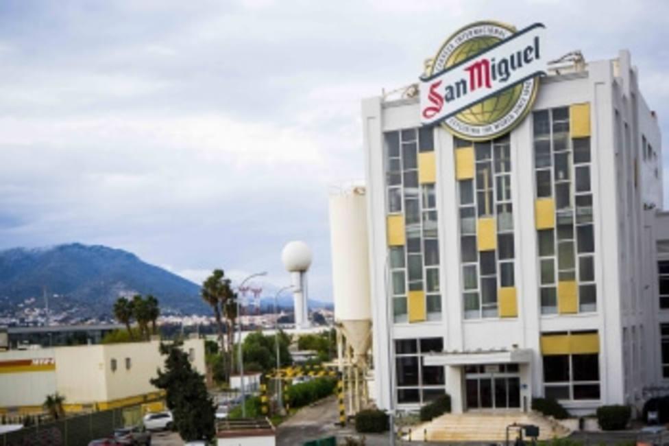 Enorme aumento de producción de Mahou San Miguel