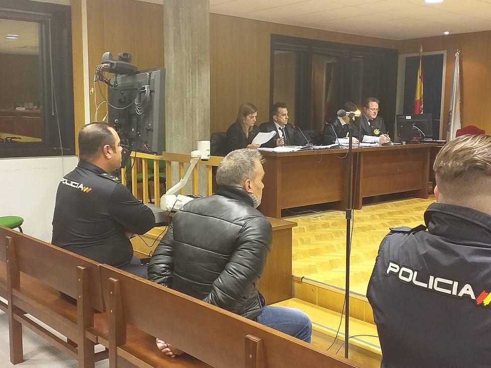 Condenado a 41 años de cárcel el hombre que asesinó de un disparo a un joven en una playa de Redondela (Pontevedra)