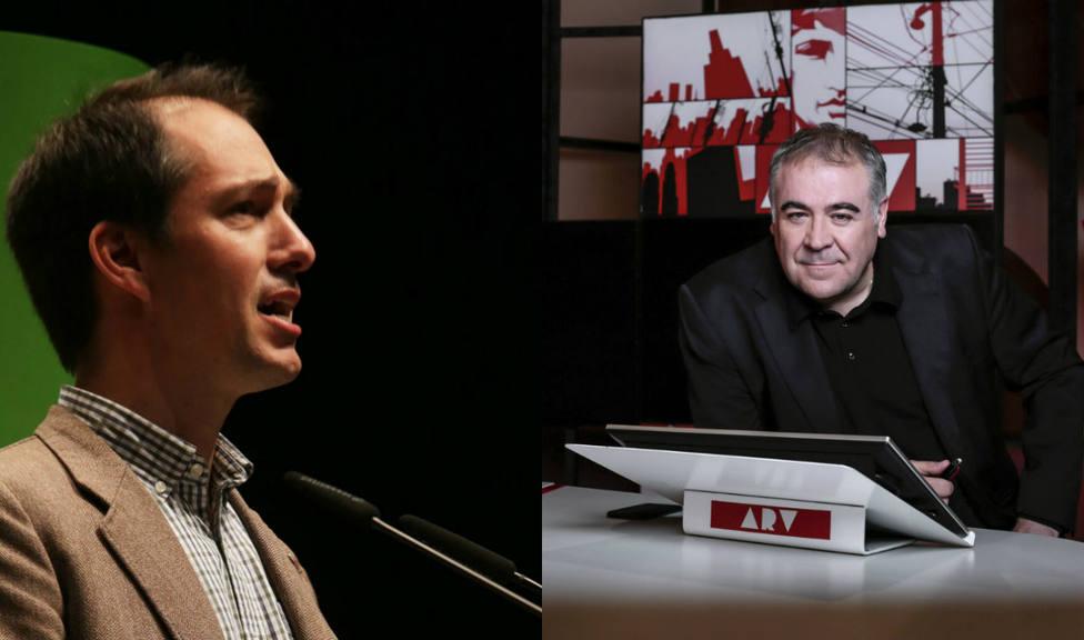 """Vox """"amenaza"""" con cerrar La Sexta y Ferreras contesta con dureza"""