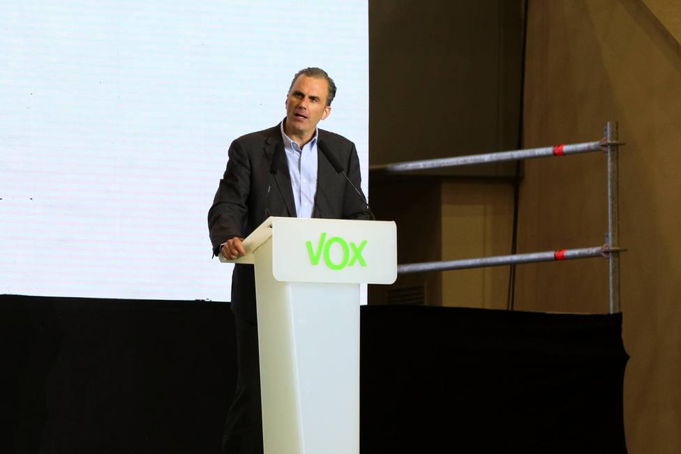 Vox celebra la detención de Ternera y luchará para que ningún terrorista esté suelto y nunca pise las instituciones