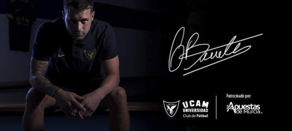 Britos seguirá la próxima temporada en UCAM Murcia CF