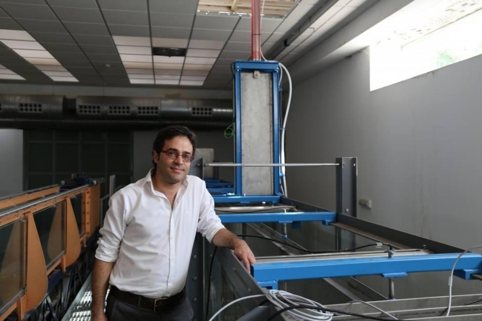 Óscar Castro es profesor de Ingeniería Hidraúlica de la UCO