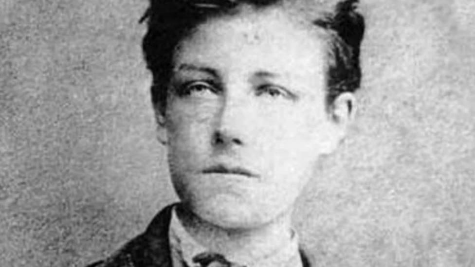 Arthur Rimbaud, poeta francés