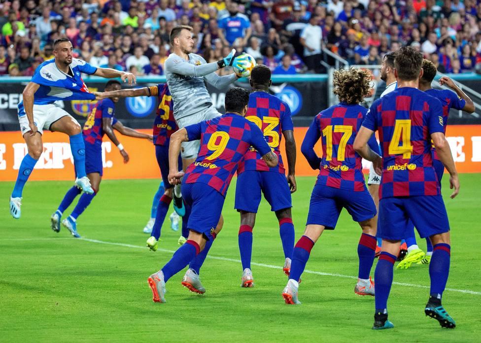 FC Barcelona vs. SSC Napoli