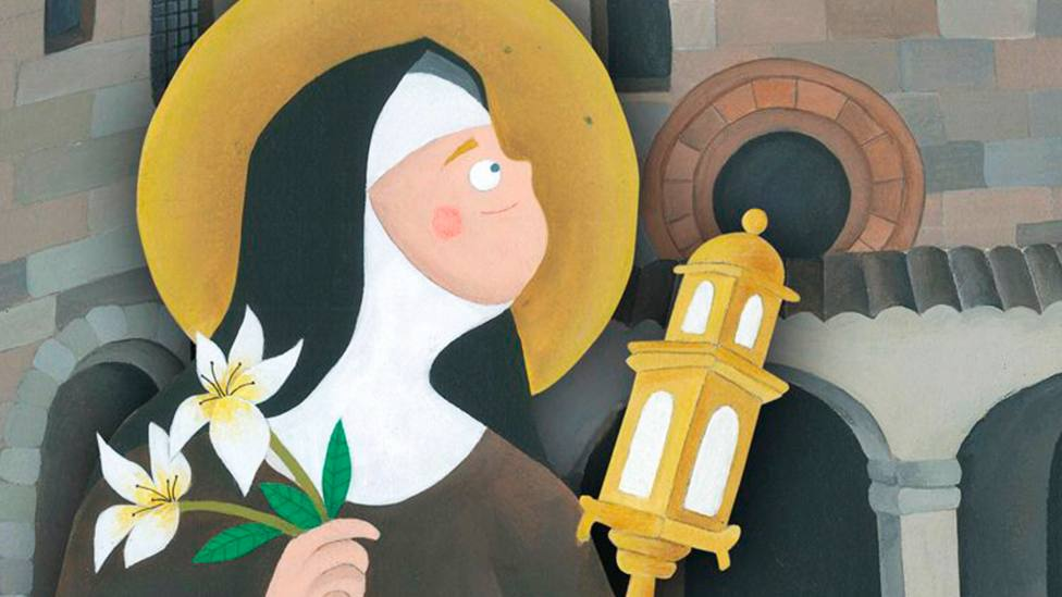 La curiosa forma de acercar a los niños la vida de las santas contemplativas | Editorial Maratania