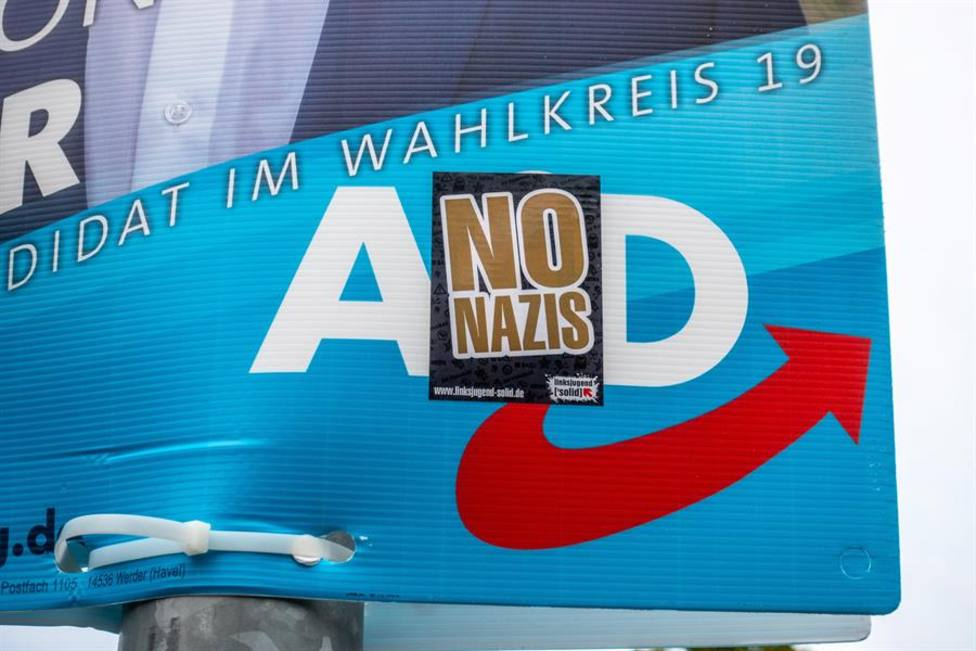 Conservadores y socialdemócratas frenan a la ultraderecha en las elecciones del este de Alemania