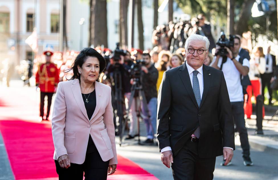 Steinmeier niega que su plan para facilitar el diálogo sobre Ucrania esté influenciado por Rusia