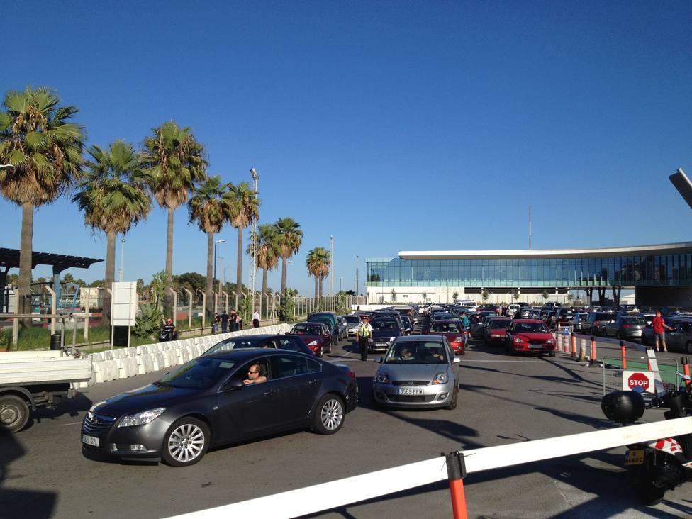ANDALUC�A.-Cádiz.-Gibraltar.- Grupo Transfronterizo celebra que se garantice el paso libre al Peñón pero pide proteger la economía