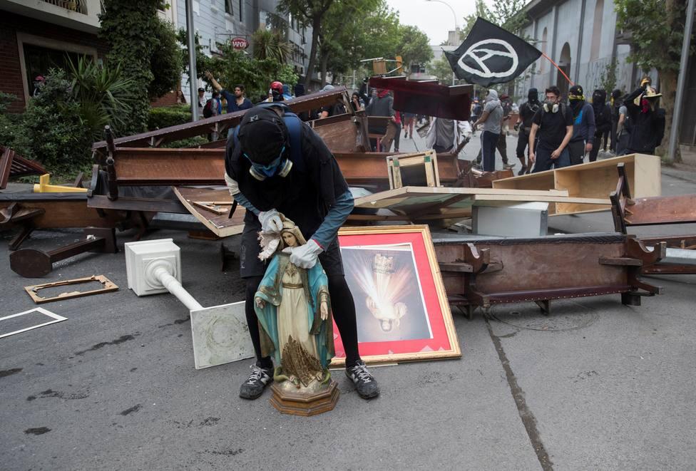 Los Obispos de Chile publican una declaración ante la violencia que asola el país