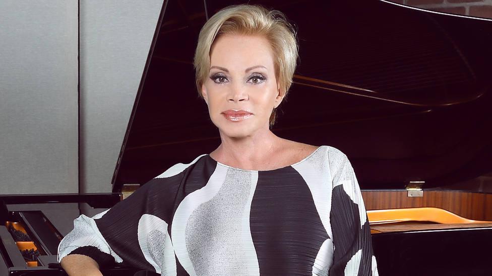 Paloma San Basilio vuelve con su nuevo disco, 'Más Cerca'