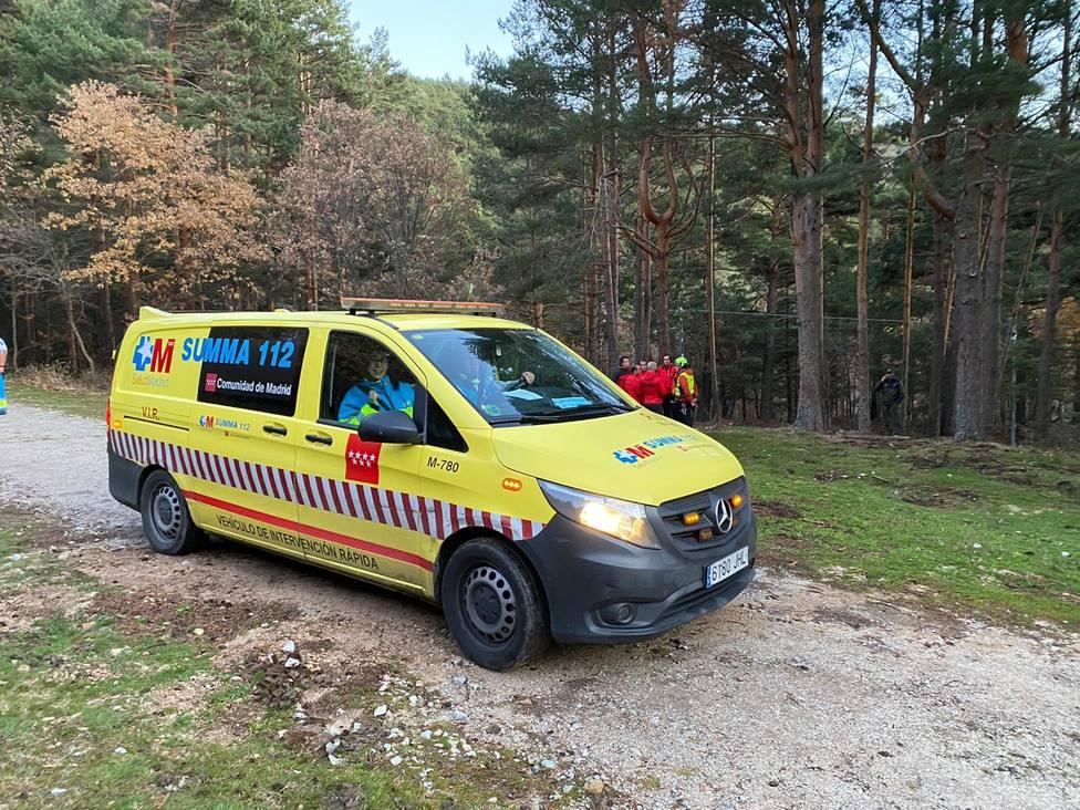 Fallece una mujer y otra resulta herida al ser arrolladas por un tren de Cercanías en Cercedilla