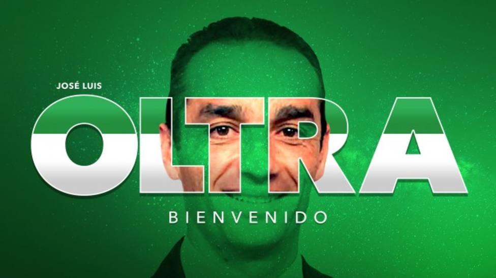 José Luis Oltra, nuevo entrenador del Racing