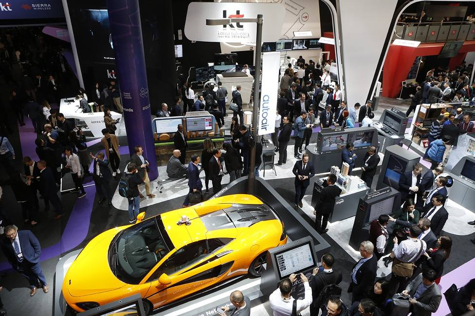 Las marcas de automóviles, a la expectativa ante las cancelaciones en el MWC 2020 por el coronavirus