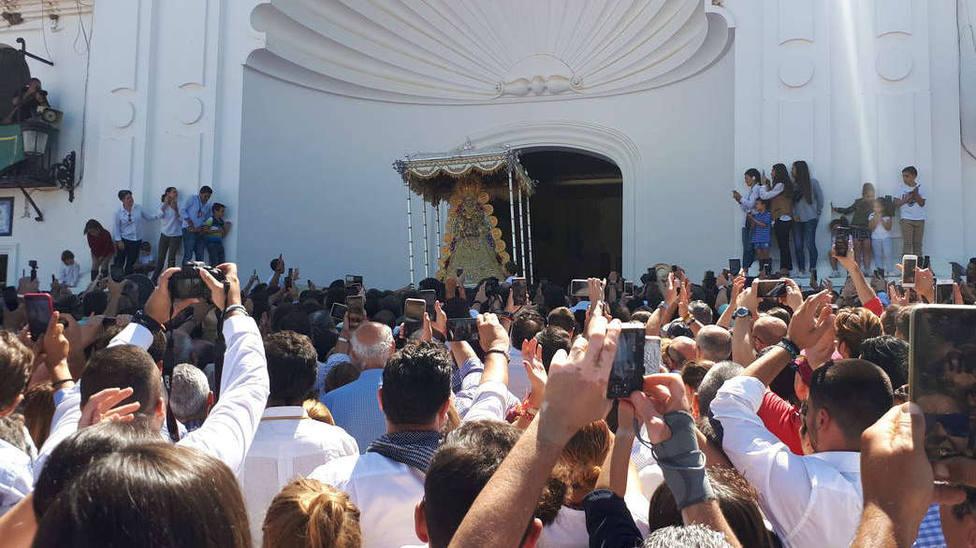 Se Suspende La Romería Del Rocío 2020 Y La Virgen Se Queda En Almonte Semana Santa En Sevilla Cope