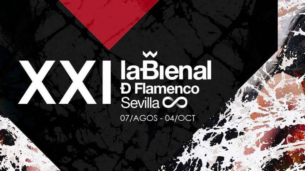 Portada de la Bienal de Flamenco de Sevilla