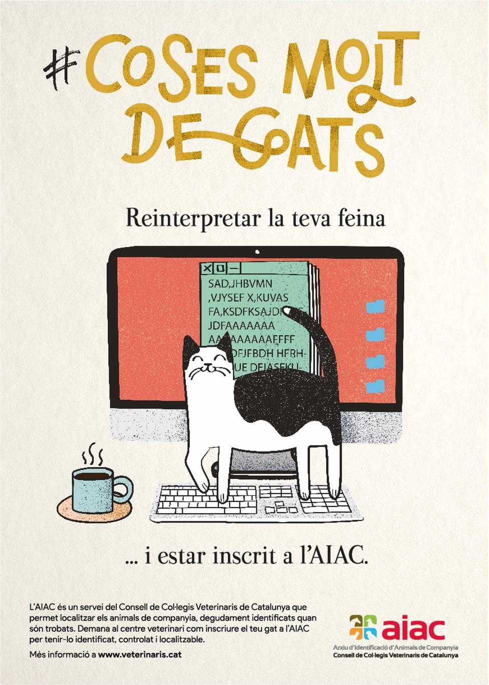 Las inscripciones de animales de compañía en Catalunya suben en 2020 y se sitúan en 76.435