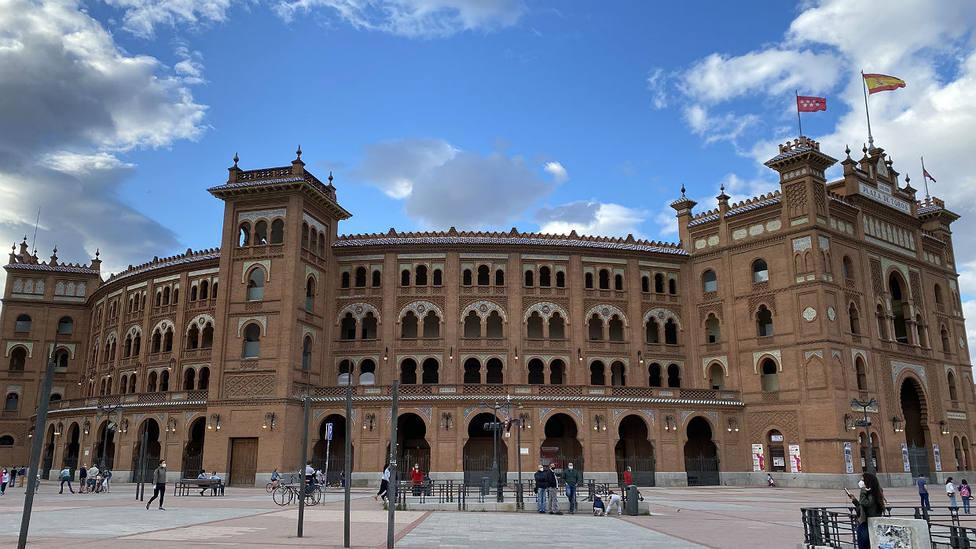 La plaza de toros de Las Ventas, sin actividad taurina en 2020 por culpa de la pandemia