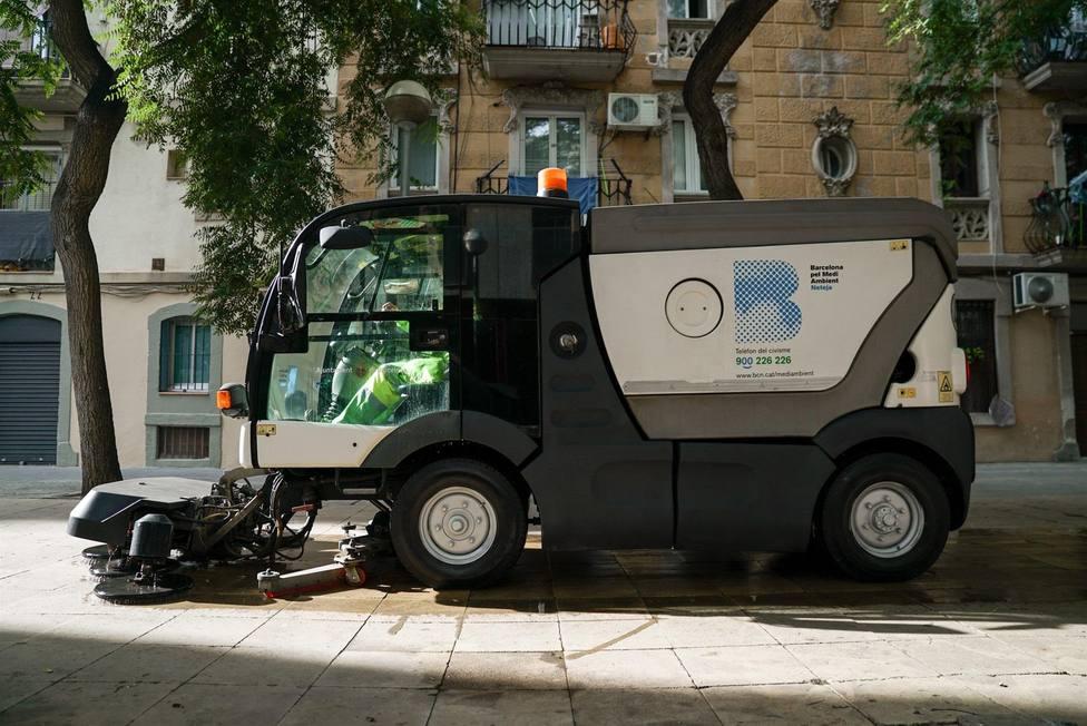 Barcelona refuerza la limpieza en el distrito de Ciutat Vella