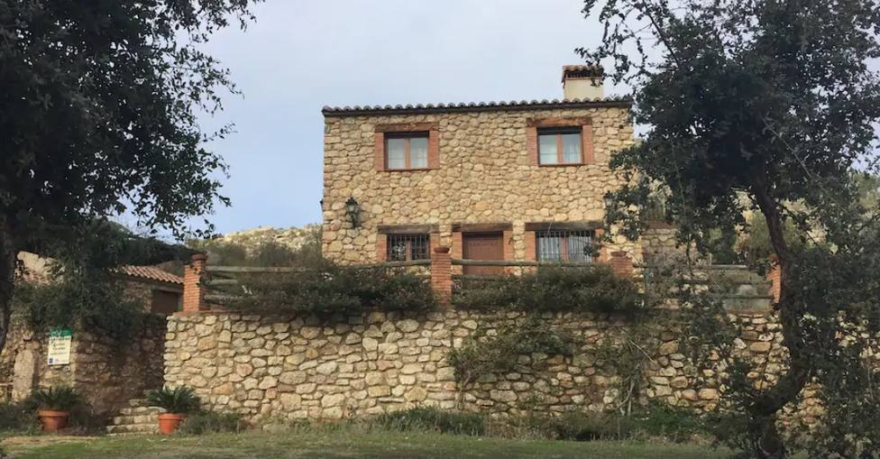 Casa Rural Soto de Nisa en Valencia de Alcántara. Foto: Expedia