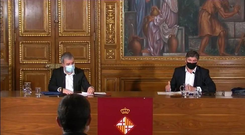 El Ayuntamiento de Barcelona y Pimec acuerdan invertir 700.000 euros en las pymes y autónomos