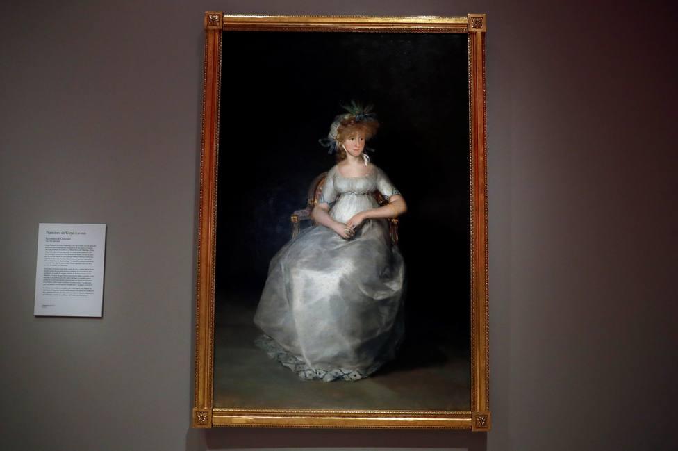 Las visitas al Museo del Prado caen un 73 % en 2020 a causa de la pandemia