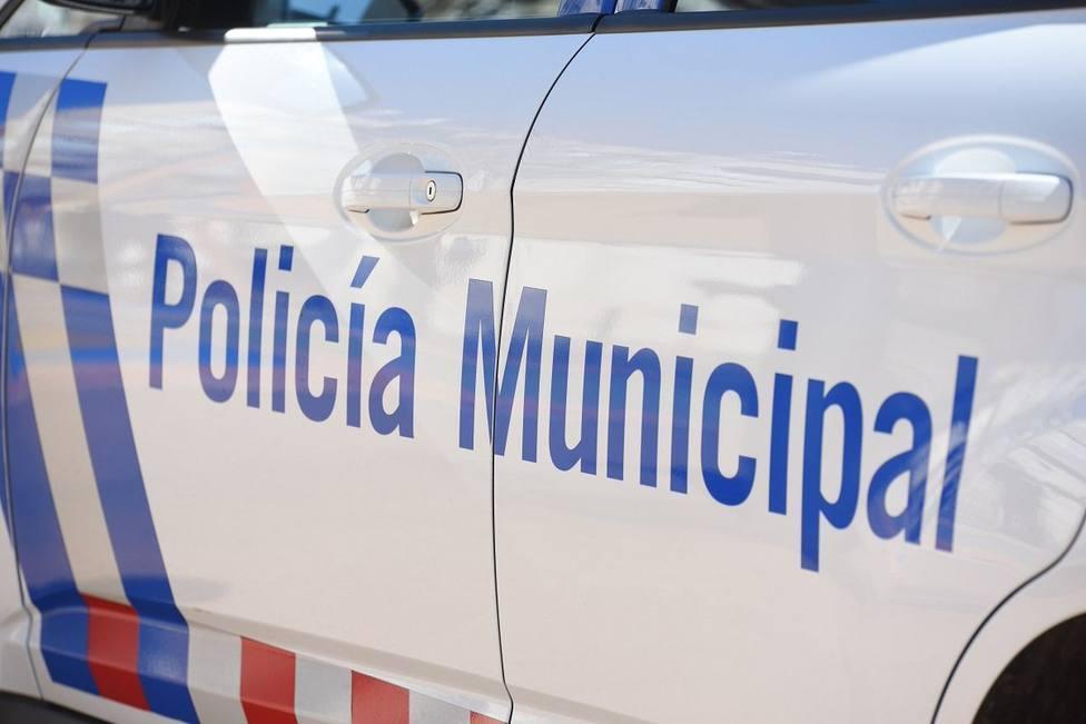 Coche Policía Municipal de Ponferrada