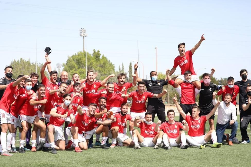 El Real Murcia Imperial entra la segunda fase con 44 puntos