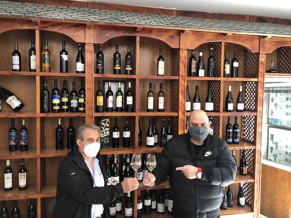 José Luis García Pando y Lucas Mondelo