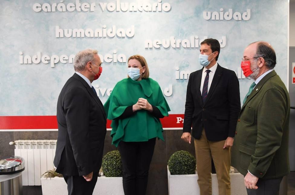 La Junta adjudica a Cruz Roja la gestión de la teleasistencia avanzada para la atención de la dependencia 5.0