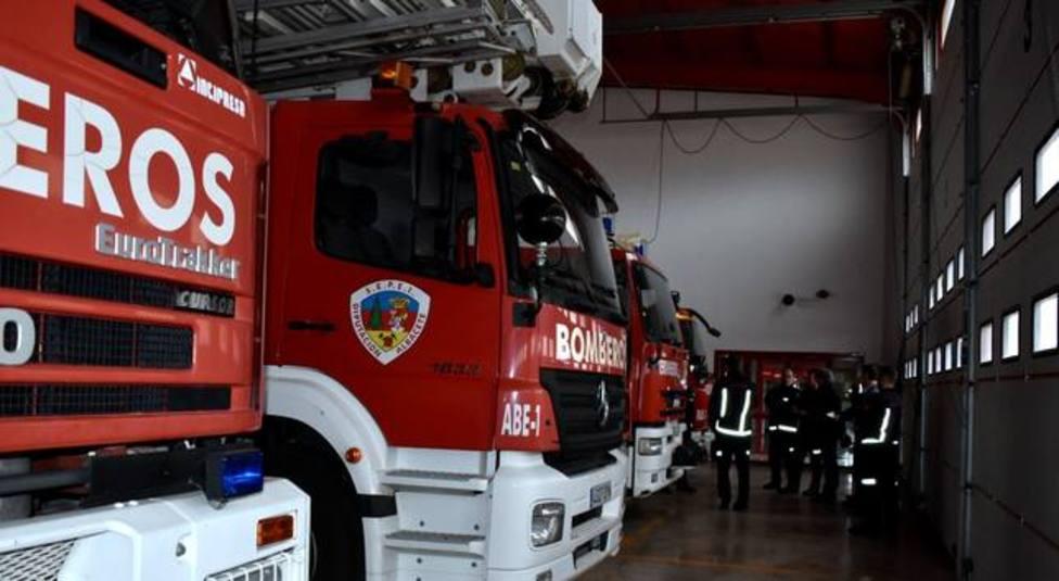Evacuados 25 mayores de residencia El Pedernoso (Cuenca) por un incendio